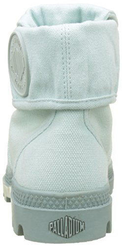 Rose Morning Alto Donna Pallabrousse Palladium Grey Mist Collo a Sneaker Verde K83 Baggy Mist 1qT8xz8U