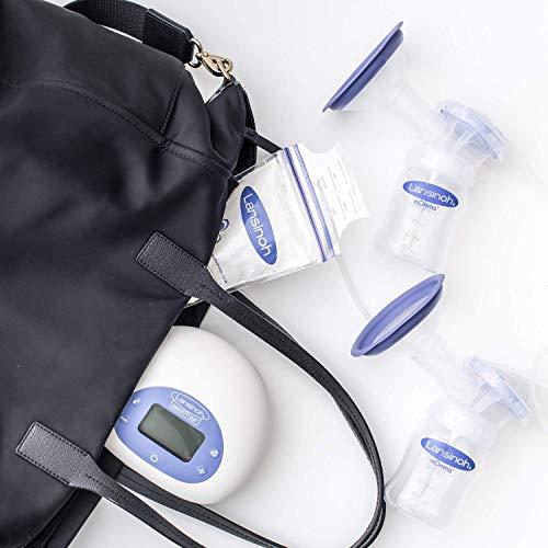 Bolsas de almacenamiento de leche materna Lansinoh, 100 unidades