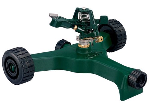 Orbit Zinc Impact On Plastic Wheeled Base Sprinkler 58148