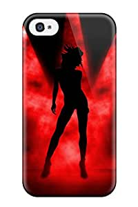 First-class Case Cover For Iphone 4/4s Dual Protection Cover Hd Dance Girl 1080p 6716642K65674769