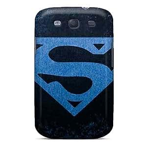 Samsung Galaxy S3 StL3162UGoJ Custom Attractive Superman Pattern Scratch Protection Hard Phone Cover -MarieFrancePitre