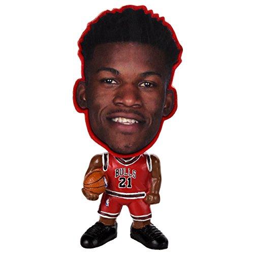 NBA Chicago Bulls Jimmy Butler Unisex Butler J. #21 Flathlete Figurine, One Size