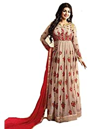 ethnicmoda Readymade Bollywood Indian/Pakistani Anarkali Suit Simar