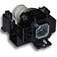 NP-14LP Replacement Lamp with Housing for NP410 NP-410 for Nec Projectors