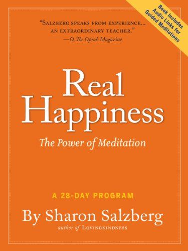 Real Happiness Meditation 28 Day Program ebook product image