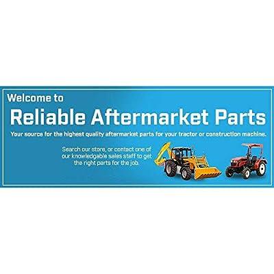 119810-55650 New Fuel Filter Made to Fit Yanmar 180 180D 186 186D 187 226D 276D 330D 336D +: Industrial & Scientific