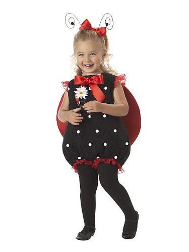 California Costumes Lil' Lady Bug Romper Costume