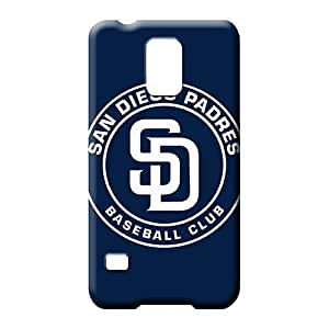 samsung galaxy s5 Proof Customized pictures mobile phone case baseball san diego padres