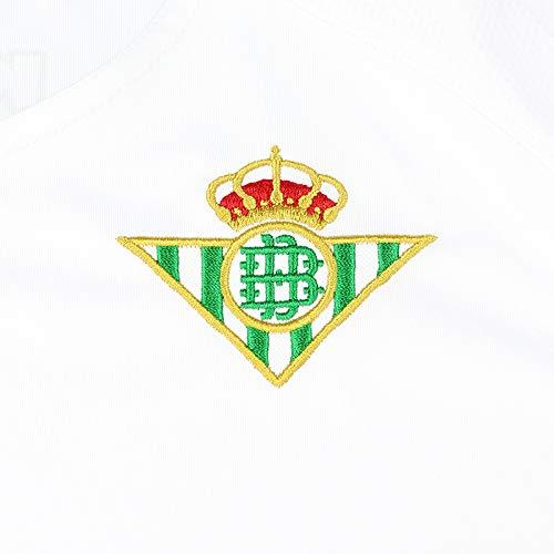 Camiseta de algodón de manga corta - Real Betis Balompié 2018/2019 ...