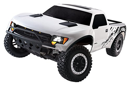 Traxxas Ford Raptor 1/10-Scale Ford Raptor with TQ 2.4GHz Radio System, White