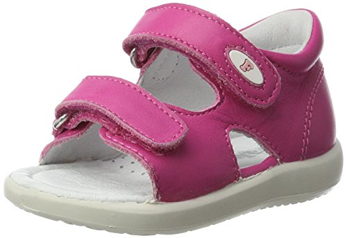 Falcotto Falcotto 1175 - Botas de senderismo Bebé-Niños Rosa (Pink)