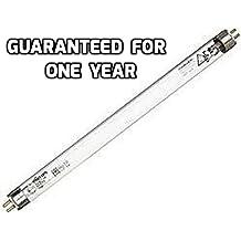 15 Watt Sharper Image S1730N, Ionic Breeze Floor Model GP, Professional Series 15W Bi-Pin Bulb OEM Quality Premium Compatible Replacement UV Lamp 10000 Hours, 12 Month Guaranty!