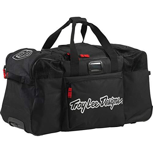 Troy Lee Designs 2018 SE Wheeled Gear Bag (Black)
