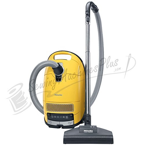 Miele S8390 Calima Canister Vacuum (Old -