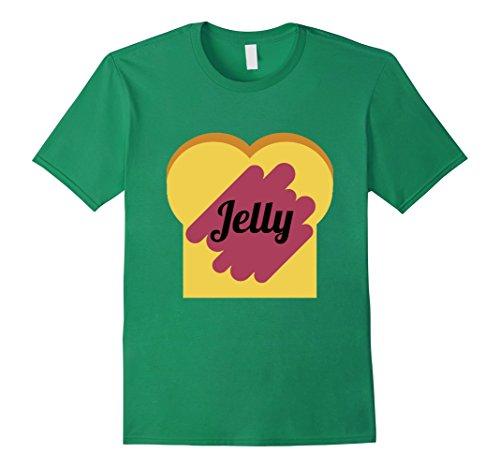 Men's Jelly & Peanut Butter Jam Sandwich Toast Halloween ...