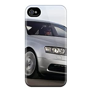High Quality AMGake Audi S6 2006 Skin Case Cover Specially Designed For Iphone - 4/4s