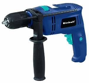Einhell BT-ID 650 E - Taladro eléctrico percutor (650 W, 230 V) color azul