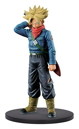Banpresto DRAGON Ball DXF The Super Warriors Volume 2 Saiyan 2 Trunks Action Figure (Future Trunks Action Figure compare prices)
