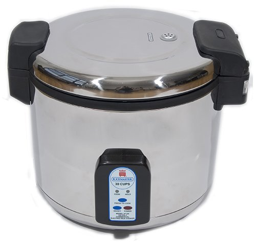 Town 57130 RiceMaster Rice Cooker/Holder electric 30 cup capacity