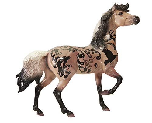 Breyer 1800 Nevermore 2018 Halloween Horse Ltd Edition -