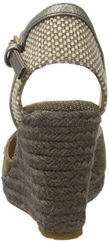 Wrangler Brava - Sandalias Mujer marrón