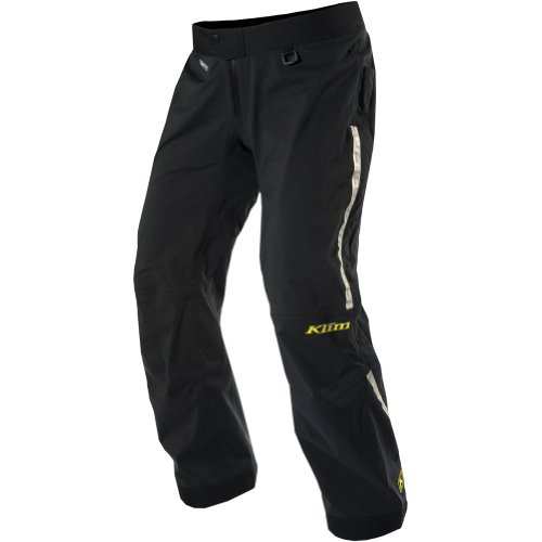 Klim Gore-Tex Over-Shell Men's Dirt Bike Motorcycle Pants - Black / Size 32 (Dirt Bike Pants Over Boot)