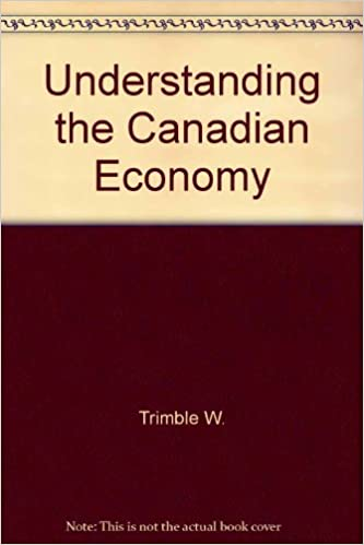 Télécharger des ebooks pour iphone Understanding the Canadian Economy in French