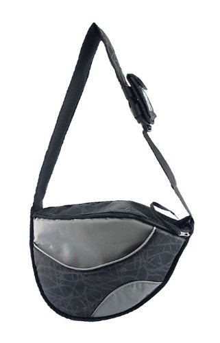 One for Pets Messenger Carrier Pet Bag - Pet Carrier for Small Pets by One for Pets