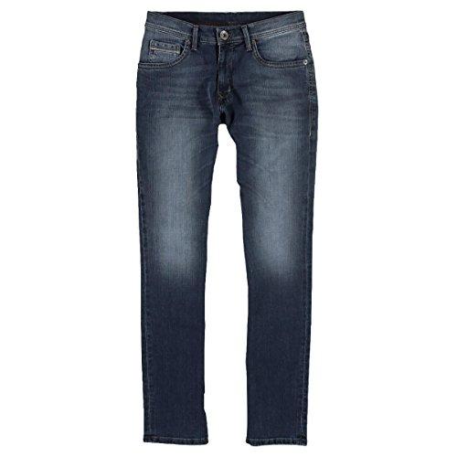 engbers Herren Jeans mit tollem Nahtbild, 23117, Blau