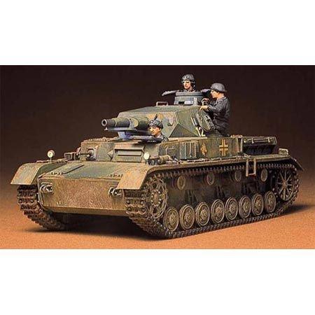 Tamiya WWII Deutsche Panzerkampfwagen IV Ausführung D  1:35 (300035096) product image