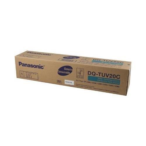 Panasonic OEM DQ-TUV20C TONER CARTRIDGE (CYAN) (DQ-TUV20C, TUV20C) - by Panasonic