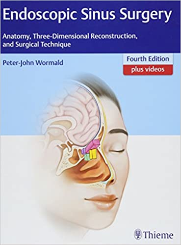Endoscopic Sinus Surgery: Anatomy, Three-Dimensional Reconstruction, and Surgical Technique 4th Edition 41qSyyeMvNL._SX367_BO1,204,203,200_