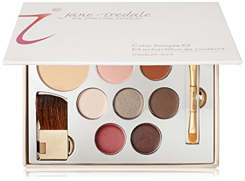 jane iredale Color Sample Kit - Eye Shadow Jane Iredale Makeup Shopping Results
