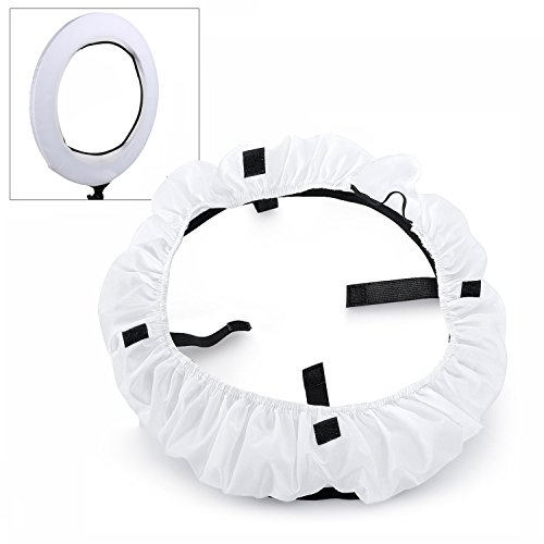18 Inch Soft Light Filters (Lampshade For 18 Inch LED Ring Light) Photographic Lighting Diffuser Nylon Filters