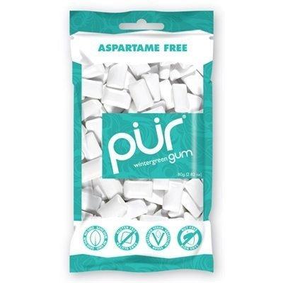 PUR Gum Wintergreen Bag