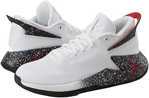 gym Lockdown Red Jordan white black Basket 100 Scarpe Da Uomo Fly Multicolore 58z8qx4w