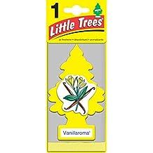 Little Trees U6P-60105 Air Freshner (Vanillaroma Pk6)