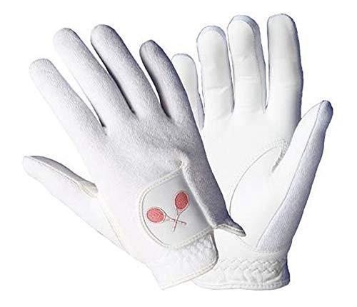Tourna Women's Full Finger Tennis Glove Large Right - Glove Tennis