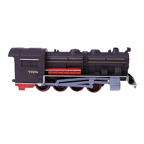 Perfk 1/87スケール 機関車モデル 列車モデル おもちゃ 子供 贈り物の商品画像