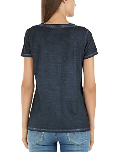 MARC CAIN SPORTS, Camiseta para Mujer Blau (midnight blue 395)
