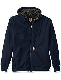 Men's Rain Defender Rockland Sherpa Lined Hooded Sweatshirt