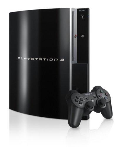 プレイステーション3本体 クリアブラック(HDD 80GB)の商品画像