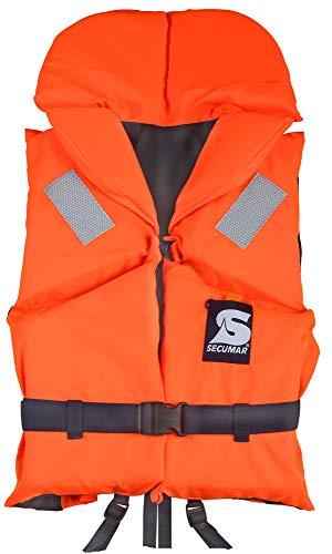 Lalizas 100N Rettungsweste Schwimmweste ISO 12402-4 Feststoffweste 30-40 50-70
