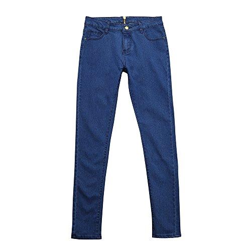 en Taille Jeans Grande T Denim Bleu Vert Femme Haute Pantalon Jean Pantalon Jean Beautyjourney Stretch Sexy Femme Femme Zipp Femme Large Pantalon Large Pantalon Taille BaRnq5w
