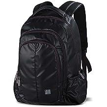 """Mochila Swisspack Trip até 15.6"""", Atrio, Mochilas, Capas e Maletas para Notebook, Marrom"""