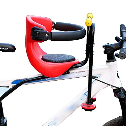 NACHEN Mountain Bicycle Child Front Seat Back Child Baby Safe Seats with Armrest