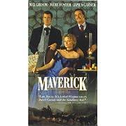 Maverick by Mel Gibson