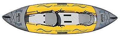 Island Voyage 2 Inflatable Kayak