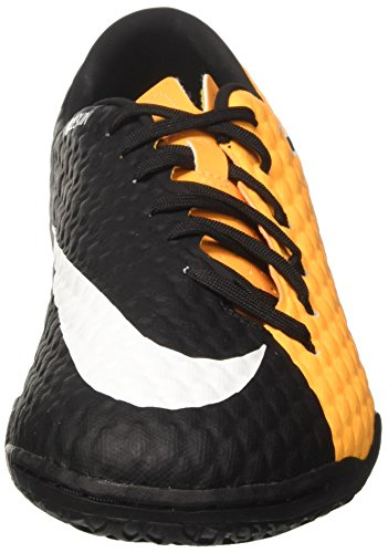 Iii Laser NIKE black Orange Orange white Boots Hypervenomx volt s Men Black Ic white Phelon Football fqIqzBC