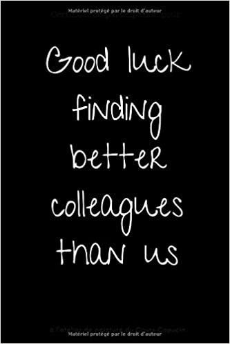 Good luck finding